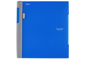 Five Star Advance Notebook, Blue